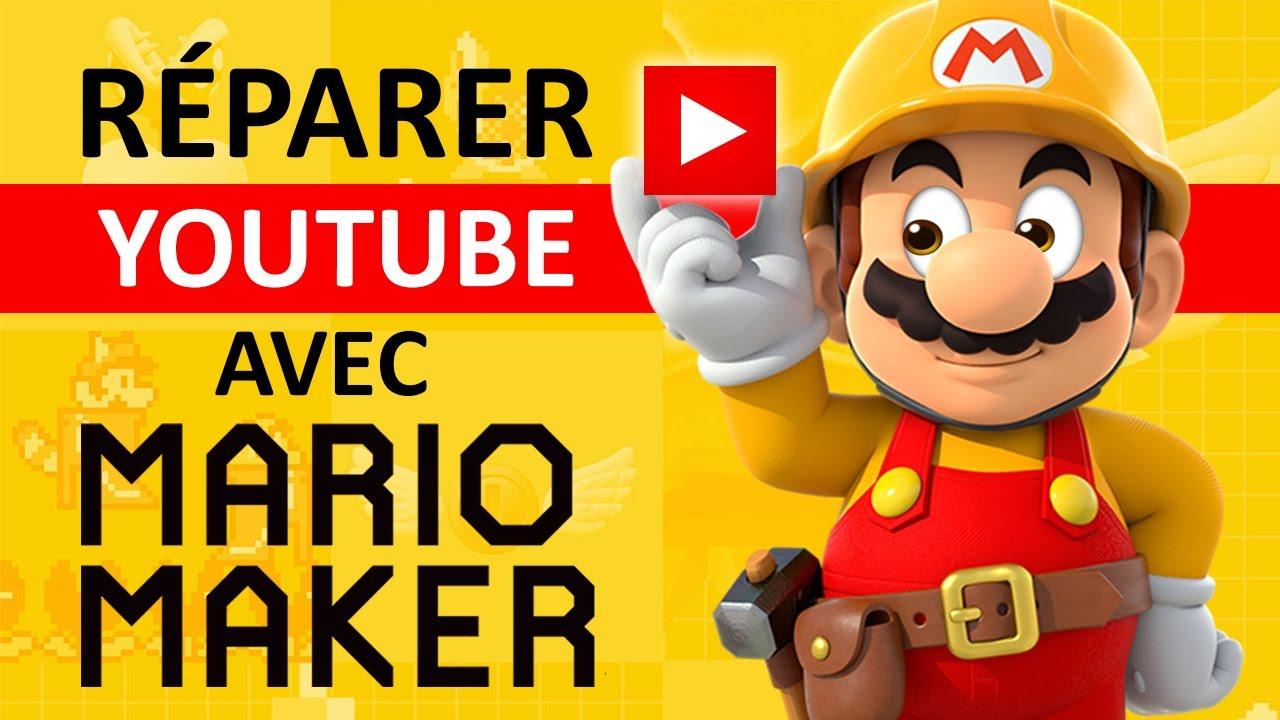 Ce que Youtube pourrait apprendre de Mario Maker 2