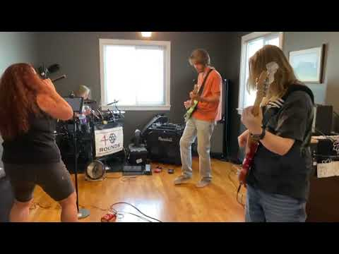 Jackyl (cover Of I Stand Alone) Recorded At Rehearsal With An IPhone 11 Pro Max