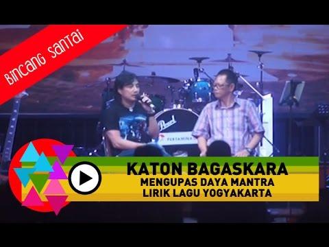 Mengupas Daya Mantra Lagu Yogyakarta with Katon Bagaskara at Warung Musik Kampayo