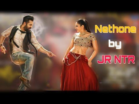 Dhruva|| Nethone || HD video song || JR NTR || Rakul Preet Singh