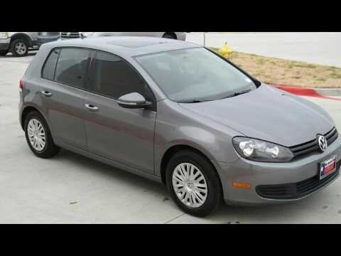 2012 volkswagen golf in frisco tx 75034 youtube for Mcdavid honda frisco