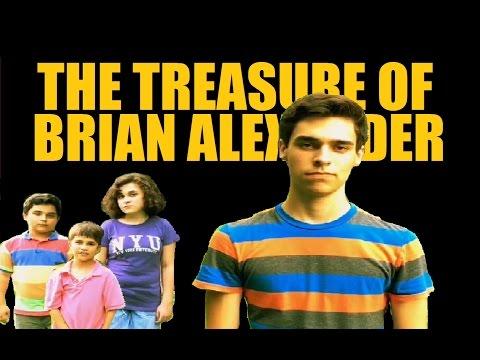"""The Treasure of Brian Alexander"" Short"