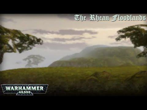 Warhammer 40,000 (Longplay/Lore) - 034: The Rhean Floodlands (Dark Crusade)