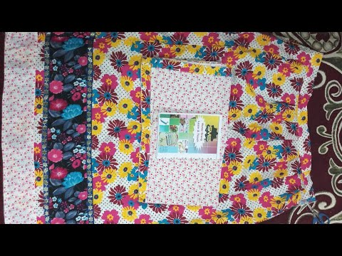 Ladies Jodis Ghaghro-Measurement & Stitching