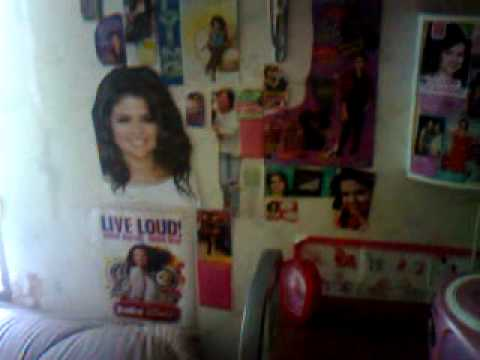 My Selena Gomez Room Youtube