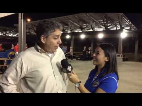 Interview with team President Howard Cornfield