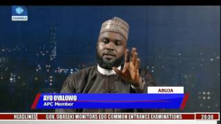 Politics Today: Has Opposition Politics Died In Nigeria? Pt 1
