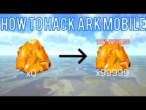 Ark Mobile Cheats – Free Ancient Amber