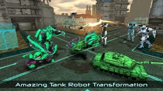 Tank Transforming US Army Robot Transformation (By Wise Wing Games) Gameplay HD