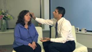 Upper Eyelid Surgery Real Patient Video Documentary Part 1 Thumbnail
