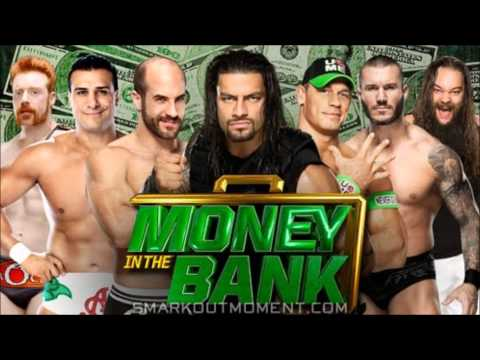 Champion-Until the End Wwe Money in the Bank 2014