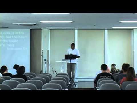 2012-06-13 - Steps to Powerful Prayer - Rev. Gregory Brown