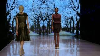 התצוגה של לי גרבנאו - שבוע האופנה גינדי תל אביב