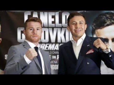 (BREAKING NEWS) CANELO ALVAREZ VS GENNADY GOLOVKIN FOR MAY 4TH IN NEGOTIATIONS