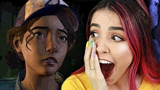 🔴 ENCONTRAMOS A CLEMENTINE!!!!!!!! (The Walking Dead - A New Frontier #1)
