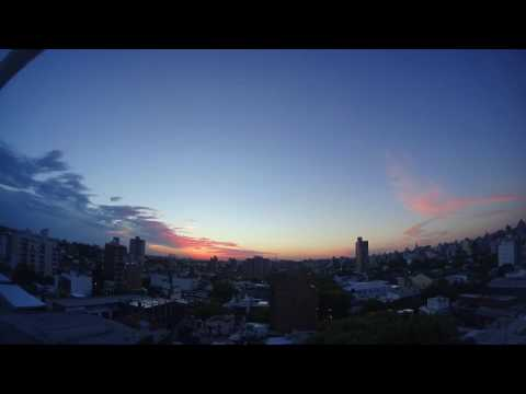 Rosario - Timelapse en terraza