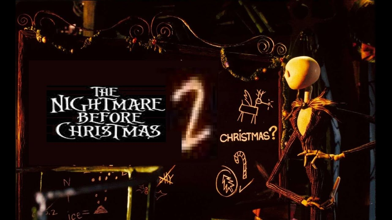Nightmare Before Christmas 2 Holly Daze Revenge - YouTube