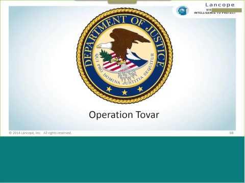 Reverse Engineering Malware: A look inside Operation Tovar