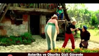 Asterix ve Oburiks Gizli Görevde Türkçe Fragman