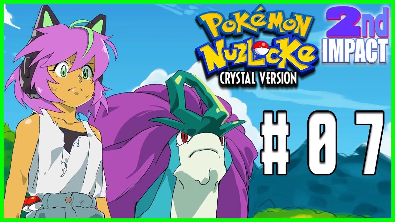 Pokemon Crystal Nuzlocke 2nd Impact - 07 - CAPSLOCK