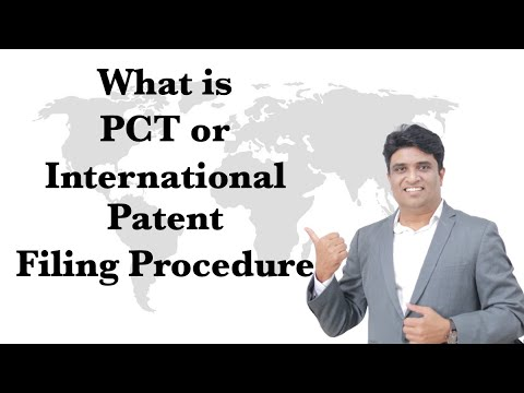 International Patent Application (PCT) & its Procedure?