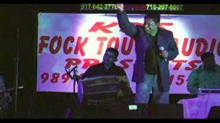 Raati Daru Peeke Roye Ni Live by Romey Gill & Presented by DesiCorner.tv