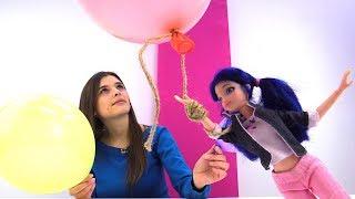 ToyClub шоу - Маринетт ищет Тикки - Видео с Леди Баг
