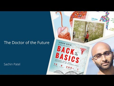 The Doctor of the Future - University of Ottawa