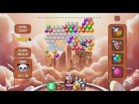 Panda Pop- Level 2327