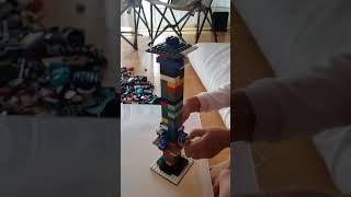 레고 놀이동산2 자이로드롭