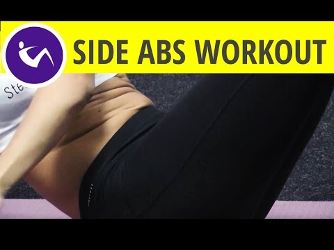 Side abs workout: 5 exercises for amazing obliques
