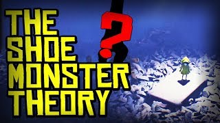 WHO/WHAT IS THE SHOE MONSTER! Shoe Monster Theory - Little Nig…