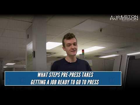 PrePress Explained