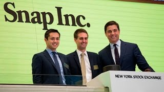 Techonomy's Kirkpatrick Says Snap Pricing Is 'Crazy'