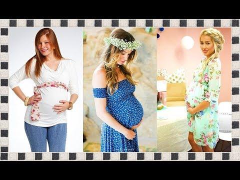 Ropa de Maternidad / Lo último de la moda en ropa. - YouTube