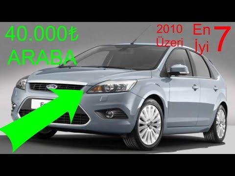 MANTIKLI ARABA | 40bin Liraya Alınabilecek En İyi Araba Önerileri. Ucuz Arabalar.