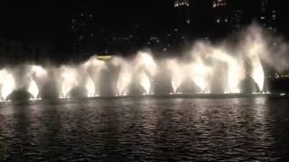 Hussain Al-Jasmi - Dubai Musical Fountains