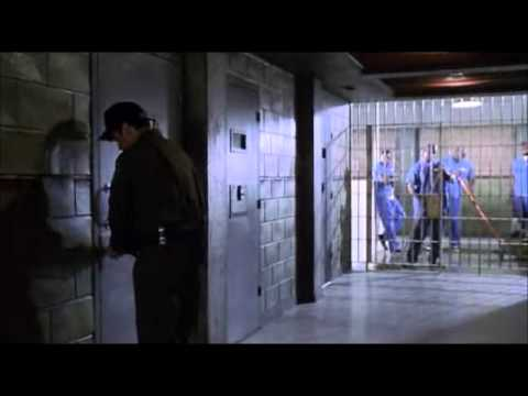 National Security - Jail scene