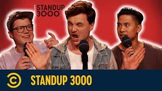 STANDUP 3000 – Tiere, Menschen, Sensationen