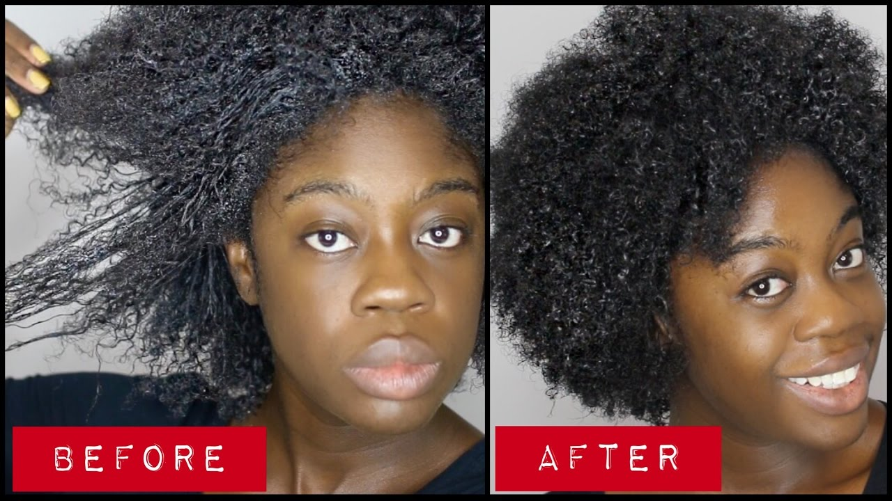 Steam Treatment For Heat Damaged Natural Hair