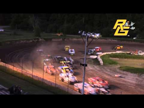 Penn Can Speedway May 22, 2015 Highlights