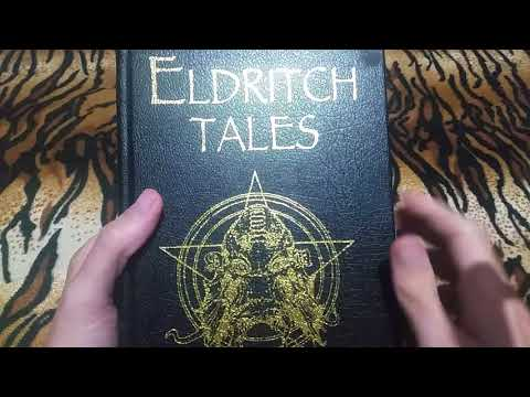 ASMR Lovecraft Books Collection: Dedicated to Halo Hearts ~ The Call of Cthulhu, Necronomicon, Weird