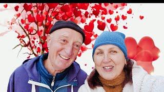 День Святого Валентина! 👩❤️👨 Отмечали два дня!  Ягненок в духовке, Тарт Татен и Букетик Фиалок