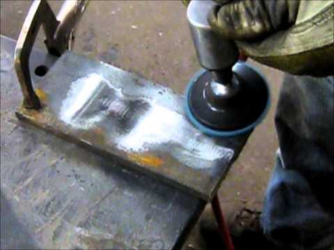 Surface Conditioning Disc Demo