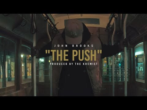 "John Brooks: ""The Push"" [Official Music Video]"