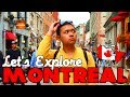 Montreal Vlog #1: Canada's Version of EUROPE?!
