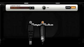 More creative power with AmpliTube 3 guitar recording software - Moveable Mics part 2
