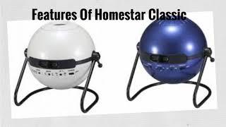 Homestar Classic Projectors