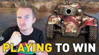 PLAYING TO WIN in World of Tanks!