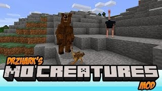Como Instalar Mods no Minecraft 1.7.2 - Mo' Creatures